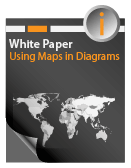 Nevron white paper using maps in diagrams