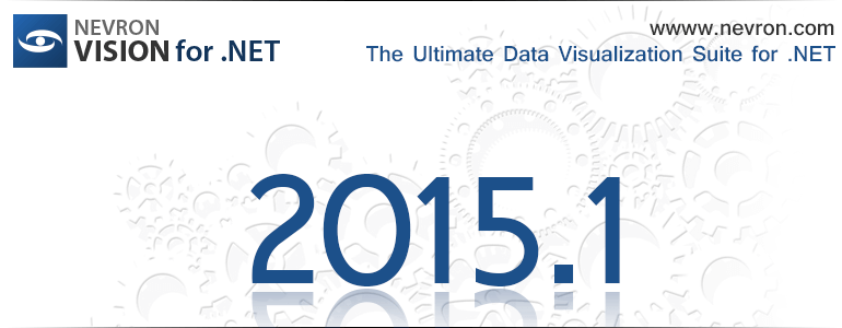 Nevron Vision for dot net 2015