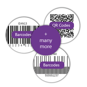 Nov Barcode new features