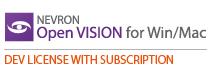 Purchase nevron open vision windows development developer license with subscription