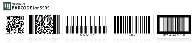 Nevron Barcode for SQL Reporting Services