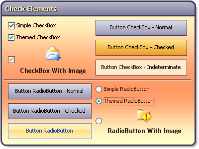 Check elements